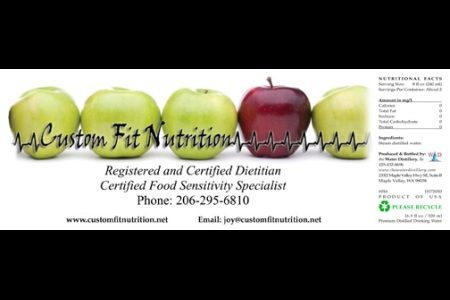 Custom Fit Nutrition