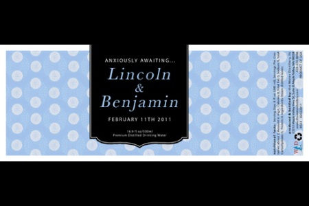 Lincoln and Benjamin