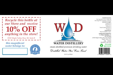 WD Label Coupon